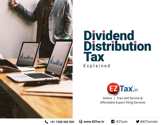 Dividend Distribution Tax (DDT) Explained