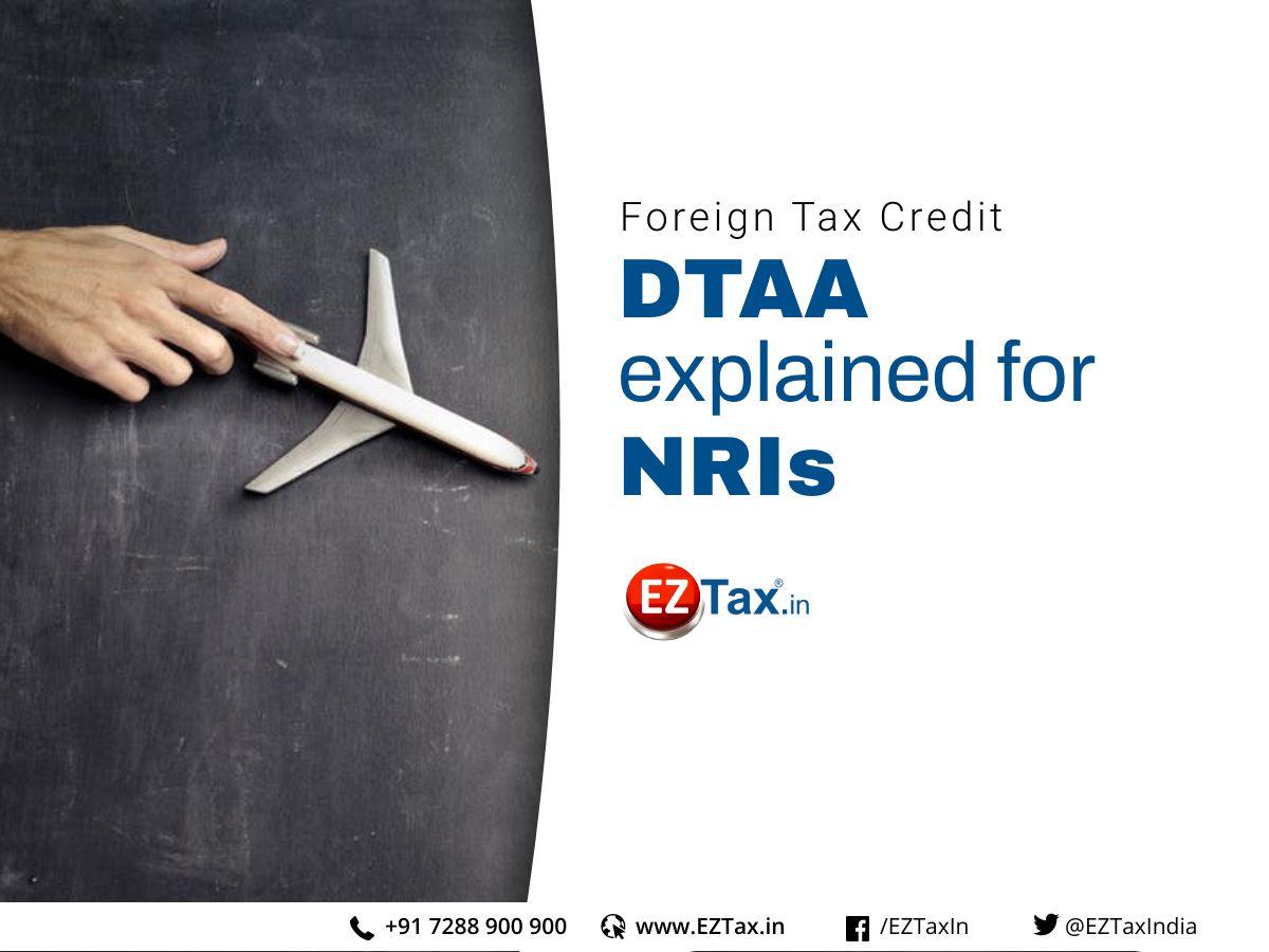 DTAA - explained for NRIs?