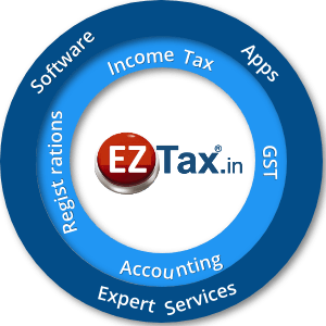 Complete Tax Compliance Solution from EZTax.in