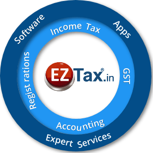 Complete Solution from EZTax.in