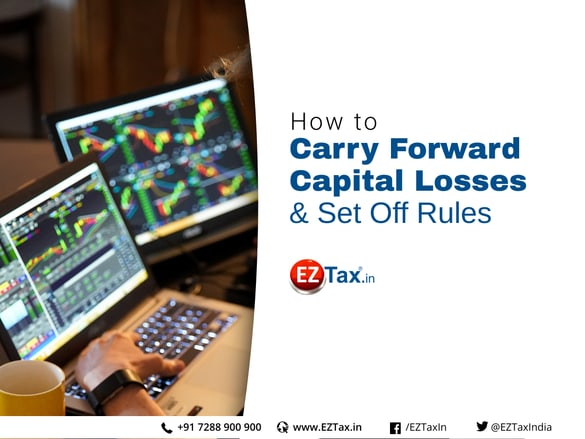 Carry Forward Losses & Set-off Rules