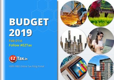 India Interim Budget 2019 Latest Updates