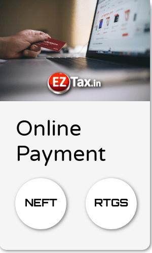 Online GST Payment