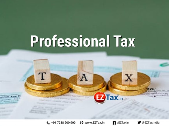 Professional Tax in Maharashtra - Explained