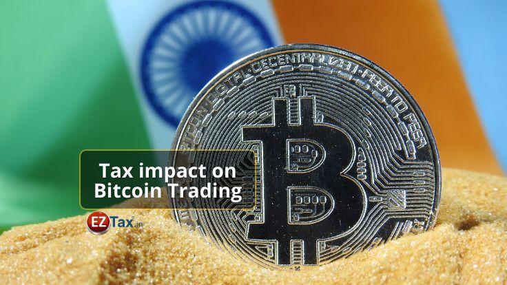 Tax Impact on Bitcoin Trading in India